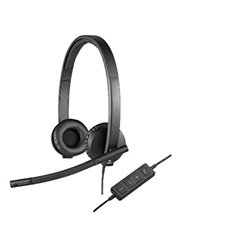 Logitech H570e Noise Cancellation Headset