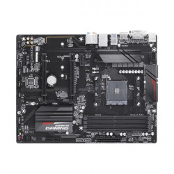 GIGABYTE B450 GAMING X MOTHERBOARD (AMD SOCKET AM4/RYZEN SERIES CPU/MAX 64GB DDR4 3600MHZ MEMORY)