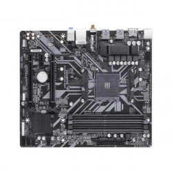 GIGABYTE B450M DS3H WIFI MOTHERBOARD (AMD SOCKET AM4/RYZEN 2ND GEN SERIES CPU/MAX 64GB DDR4-3600MHZ MEMORY)