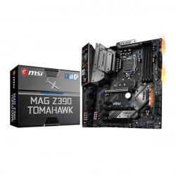 MSI MAG Z390 TOMAHAWK MOTHERBOARD (INTEL SOCKET 1151/9TH AND 8TH GENERATION CORE SERIES CPU/MAX 128GB DDR4 4400MHZ MEMORY)