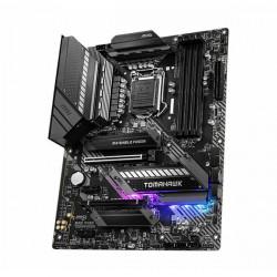 MSI MAG Z490 TOMAHAWK MOTHERBOARD (INTEL SOCKET 1200/10TH GENERATION CORE SERIES CPU/MAX 128GB DDR4 4800MHZ MEMORY)