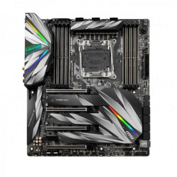 MSI MEG X299 CREATION (WI-FI) MOTHERBOARD (INTEL SOCKET 2066/CORE X SERIES CPU/MAX 128GB DDR4 4200MHZ MEMORY)