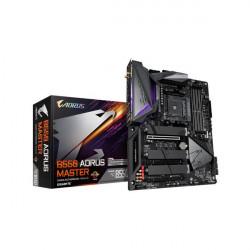 GIGABYTE B550 AORUS MASTER (WI-FI) MOTHERBOARD (AMD SOCKET AM4/RYZEN 3RD GEN SERIES CPU/MAX 128GB DDR4 5200MHZ MEMORY)