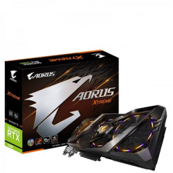 Gigabyte RTX 2080 Aorus Xtreme 8GB GAMING GRAPHICS CARD