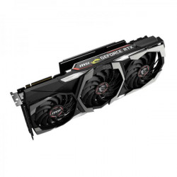 MSI geforce RTX 2080 TI Gaming X Trio 11GB GDDR6 352-BIT graphics card