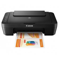 Canon PIXMA MG2570S Multi-Function(PRINT, SCAN AND COPY) Inkjet Colour Printer(BLACK)