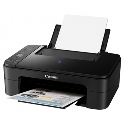 Canon PIXMA E3370  Multi-function WiFi Color Printer