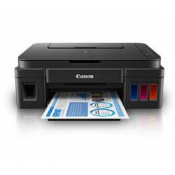 Canon Pixma G2000 All-in-One Ink Tank Colour Printer (Black)