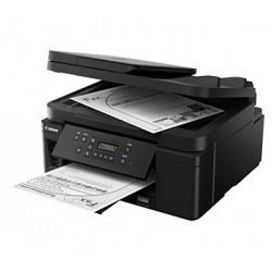Canon PIXMA GM4070 Refillable Ink Tank Wireless Printer with ADF for High Volume Monochrome Printing