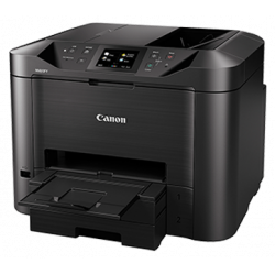 Canon Maxify MB5470 All in One Inkjet Printer (Black)