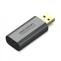 Vention USB External Sound Card(VAB-S19-H)