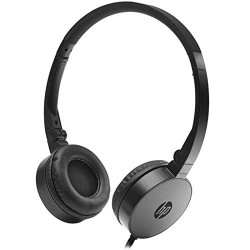 HP H2800 Headset Black with in-line Microphone & Headset Controls
