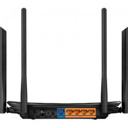 TP-Link Archer C6 Gigabit MU-MIMO Wireless Router, Dual Band 1200 Mbps Wi-Fi Speed