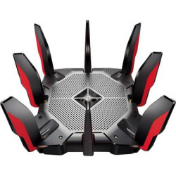 TP-Link Archer AX11000 11000 Mbps Router  (Red, Black, Tri Band)