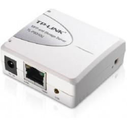 TP-Link Usb 2.0 Mfp And Storage Server Tl-Ps310u 0 Mbps Router  (White, Single Band)