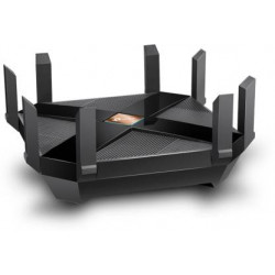 TP-Link Archer AX6000 6000 Mbps Router  (Black, Dual Band)