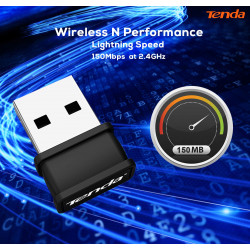 Tenda W311MI Wireless N150 USB Adapter Nano