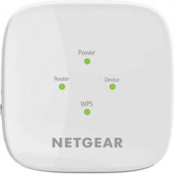 Netgear ex6110-100ins 1200 Mbps WiFi Range Extender  (White, Dual Band)