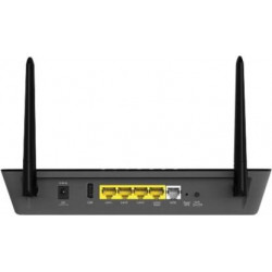 Netgear D3600 N600 Dual Band Gigabit Wi-Fi Modem Router  (Single Band)