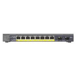 Netgear GS110TP-200INS Prosafe 8-Port Gigabit Poe Smart