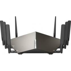 D-Link DIR-X6060 6000 Mbps Mesh Router  (Black, Dual Band)