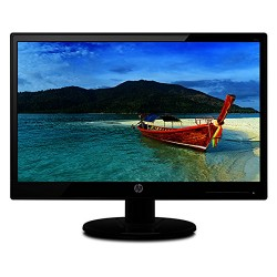 "HP 19KA Monitor 18.45"" IPS LED Wall Mountable"