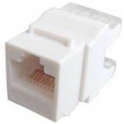 D-LINK KEYSTONE JACK CAT6 (IO) Network Interface Card  (White)