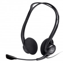 Logitech H370 USB Digital Audio Computer Headset (Black)