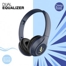 Infinity (JBL) TRANZ 700 Bluetooth Headset  (Blue, On the Ear)
