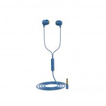 Infinity (JBL) Wynd 220 in-Ear Deep Bass Headphones with Mic( Blue)