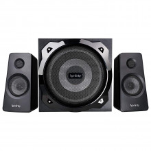 Infinity Octabass 210 Deep Bass 2.1 Channel Multimedia Speaker (100 Watts Peak Output) (2.1)