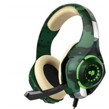 Cosmic Byte GS410 Headphones with Mic and for PS4, Xbox One, Laptop, PC, iPhone and Android Phones (Camo Green )