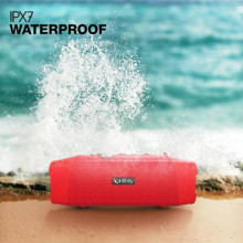Infinity (JBL) Clubz 750 Dual EQ Deep Bass 20W Portable Stereo Speaker with 10 Hours Playtime and IPX7 Waterproof Red