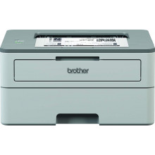 Brother HL-B2000D Mono Laser Printer with Auto Duplex Printing (Grey)