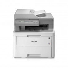 Brother DCP-L3551CDW: Wireless Colour LED 3-in-One, Duplex Mobile Print ADF