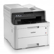 Brother MFC-L3735CDN: Network Colour LED All-in-One, Duplex Mobile Print ADF