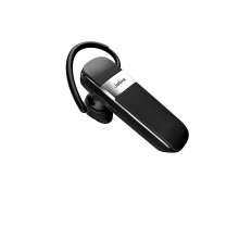 Jabra Talk 15 Bluetooth Headset for Hands-Free Calls with Clear Conversations and Ease of Use (Black)