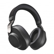 Jabra Elite 85h Over Ear Headphones with ANC and SmartSound Technology, Alexa Built-in, ( Black)