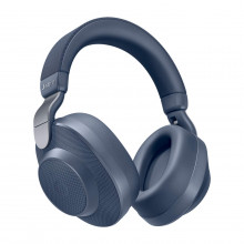 Jabra Elite 85h - Navy Over Ear Headphones with ANC and SmartSound Technology, Alexa Enabled