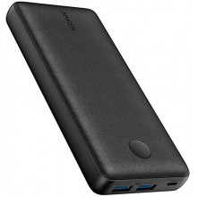 Anker PowerCore 20000 mAH High-Speed Charging with PowerIQ Power Bank  (Black)