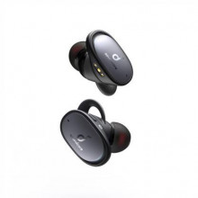 Soundcore Liberty 2 Pro with In-ear Studio Performance Bluetooth Headset  (Black, True Wireless)