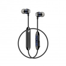 Sennheiser CX 6.00BT Bluetooth Headset  (Black, In the Ear)