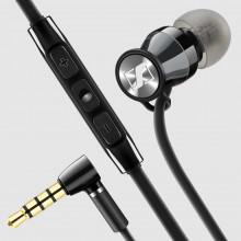 Sennheiser M2 IEG in-Ear Headphones (Black Chrome)
