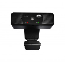 TVS WC 103 Webcam HD Video Calling 1080p, Wide-angle lens 60 degrees, Built-in microphone