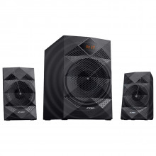 F&D A180X 42 W Portable Bluetooth Home Theatre  (Black, 2.1 Channel)