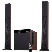 F&D T-400X 100 W Tower Speaker (Black, 2.1 Channel)
