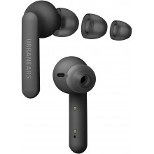 Urbanears Alby True Wireless Earbuds with Charging Case, Charcoal Black