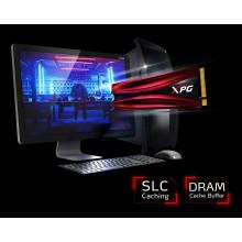 ADATA XPG GAMMIX S11 PRO 256GB 3D NAND M.2 NVME INTERNAL SSD (AGAMMIXS11P-256GT-C)