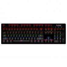 XPG INFAREX K20 RGB Mechanical Gaming Keyboard with KAIHL Blue Switches, Lighting Effects