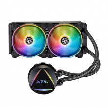 XPG Levante 240 ARGB All-in-one CPU Liquid Cooling Solution with Copper Plate Block